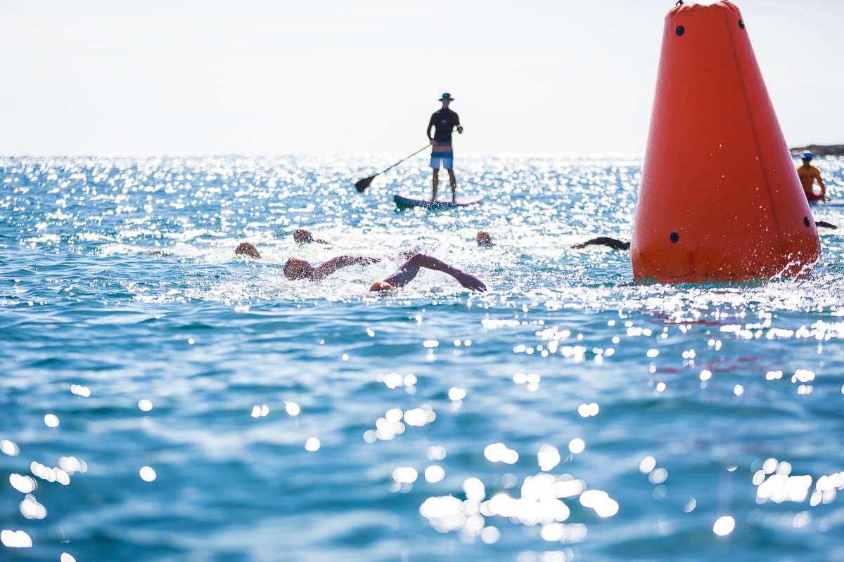 wharf 2 waves 2017 - swim