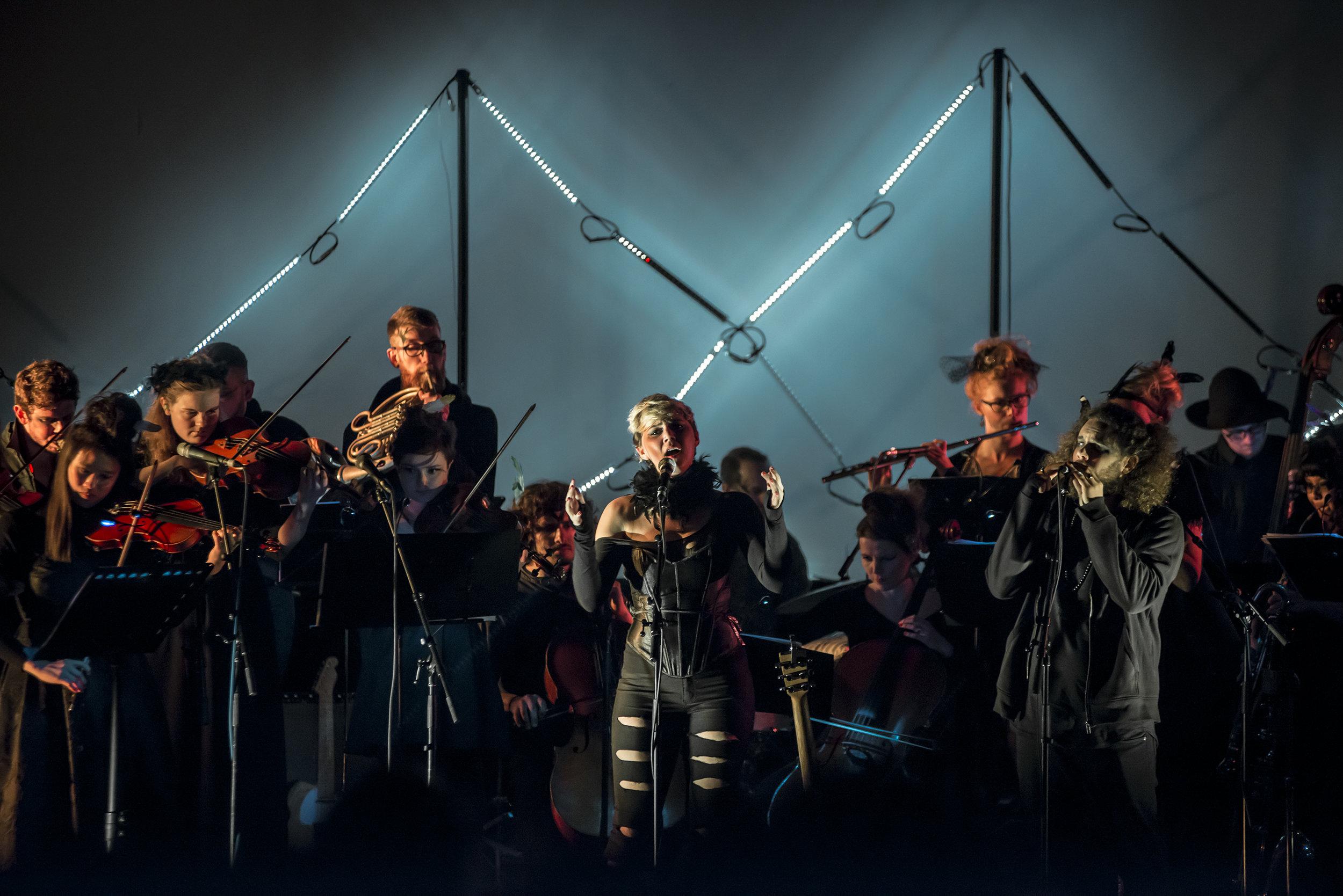 The Blackbird Ensemble, 2016