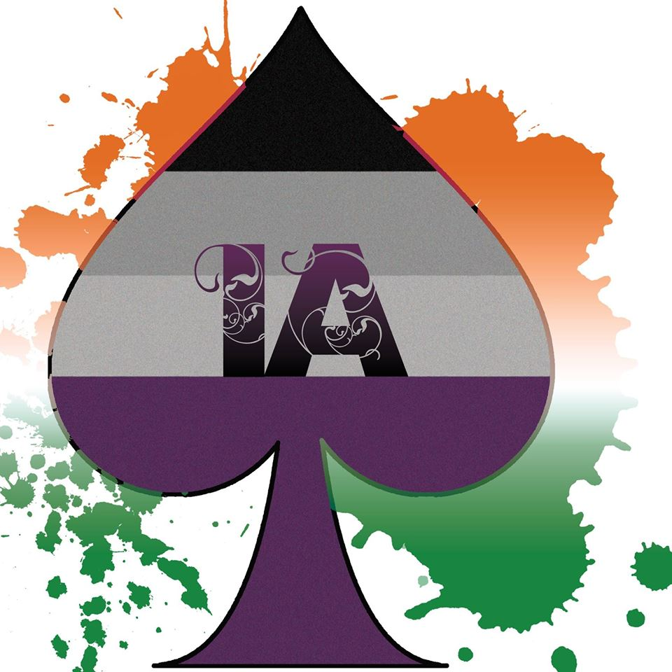 Official logo of  Indian Aces , as used on Facebook (used with permission).
