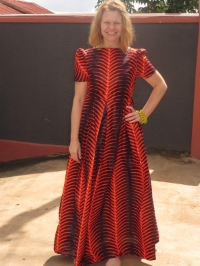 Mazuri Designs fair trade dress