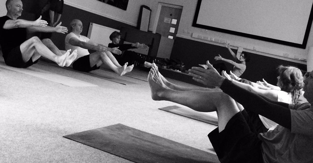 yoga class bw.jpg