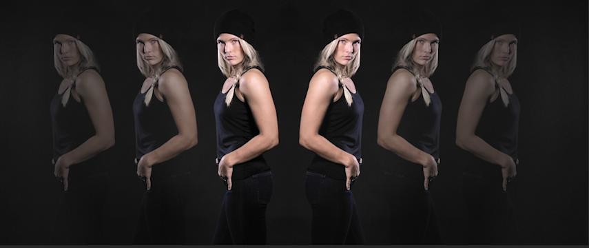Fra Fashionfilm for Ulvang Everyday / Art of Concepts. Regi: Solveig Bakken Foto: Silje Kleven.