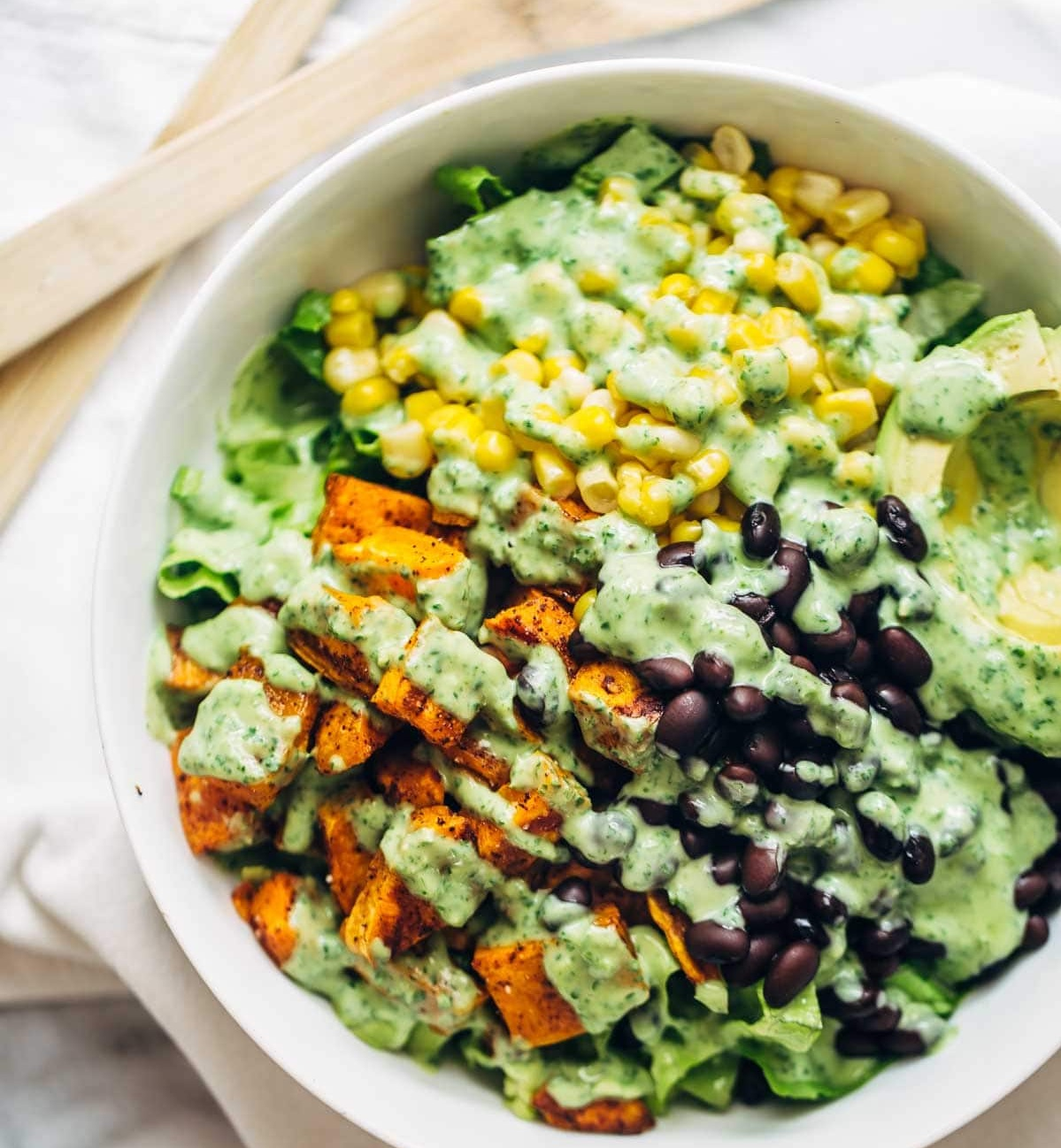 Southwestern Salad - 4 Servings