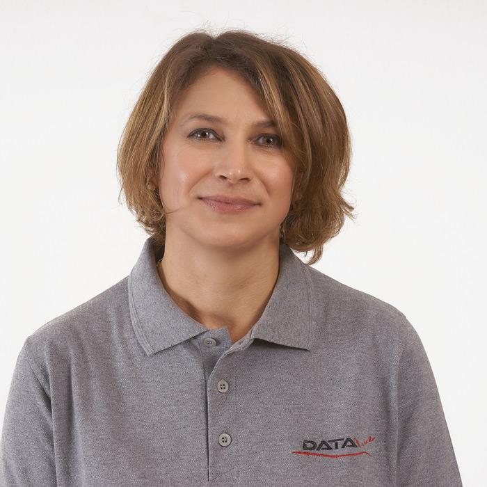 Tanja Ertl DATA-line