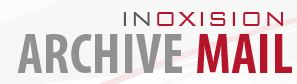 Wir sind zertifizierter Inoxision-Partner!     Weitere Infos unter    www.inoxision-mailarchiv.de