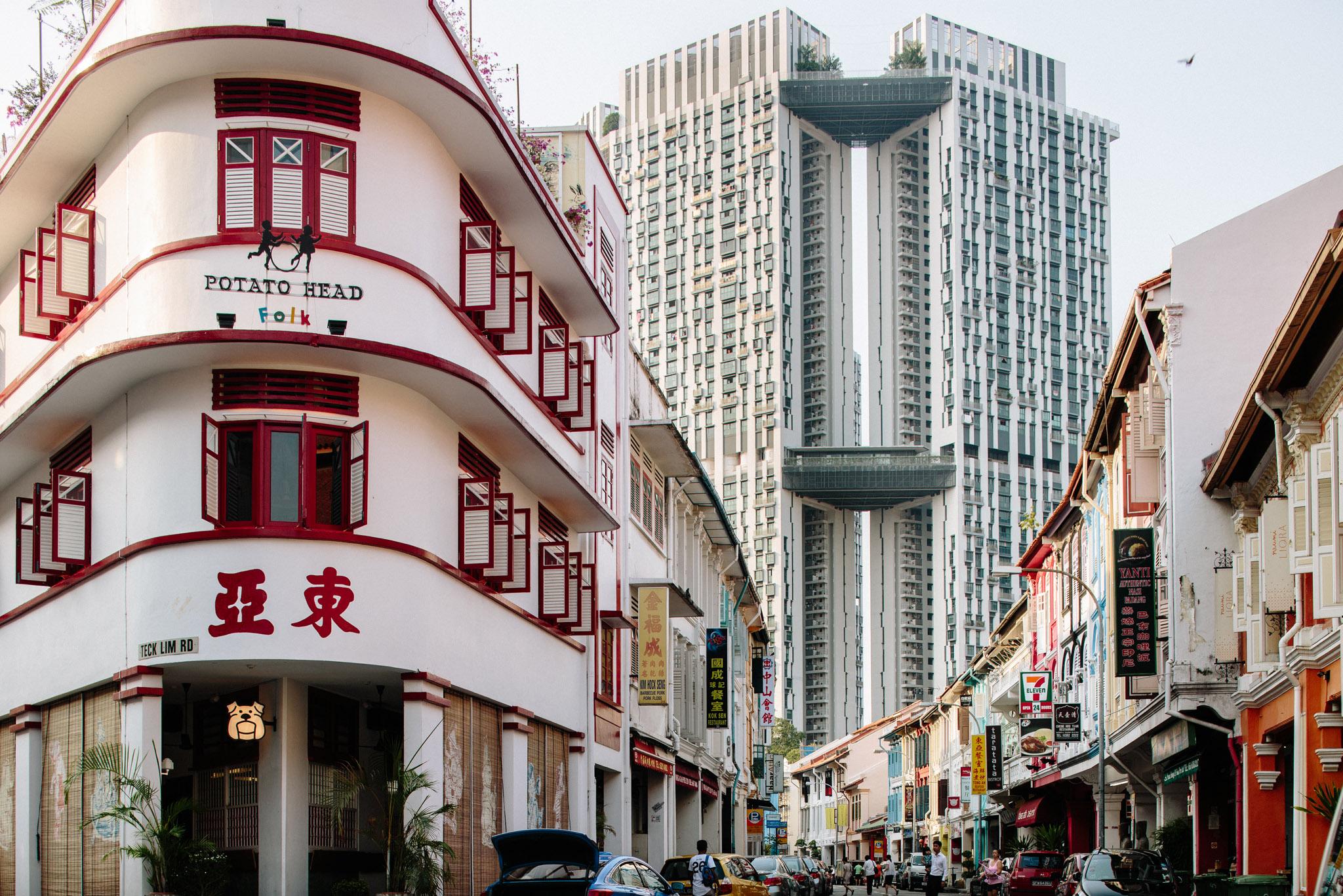 Keong Saik Street