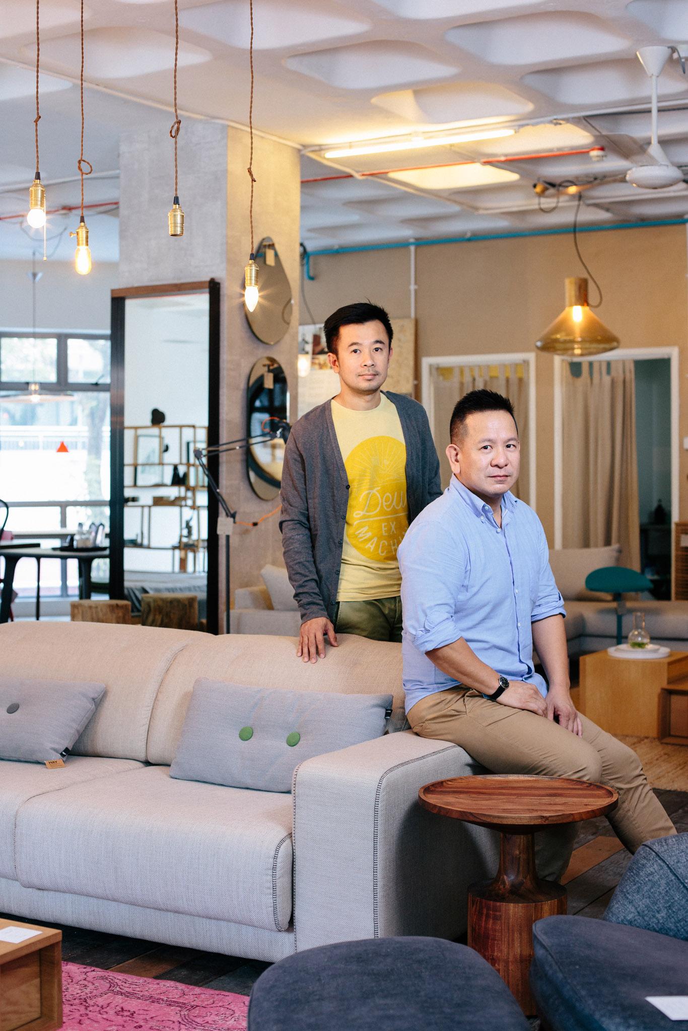 Jefery Kurniadidjaja & Nathan Yong