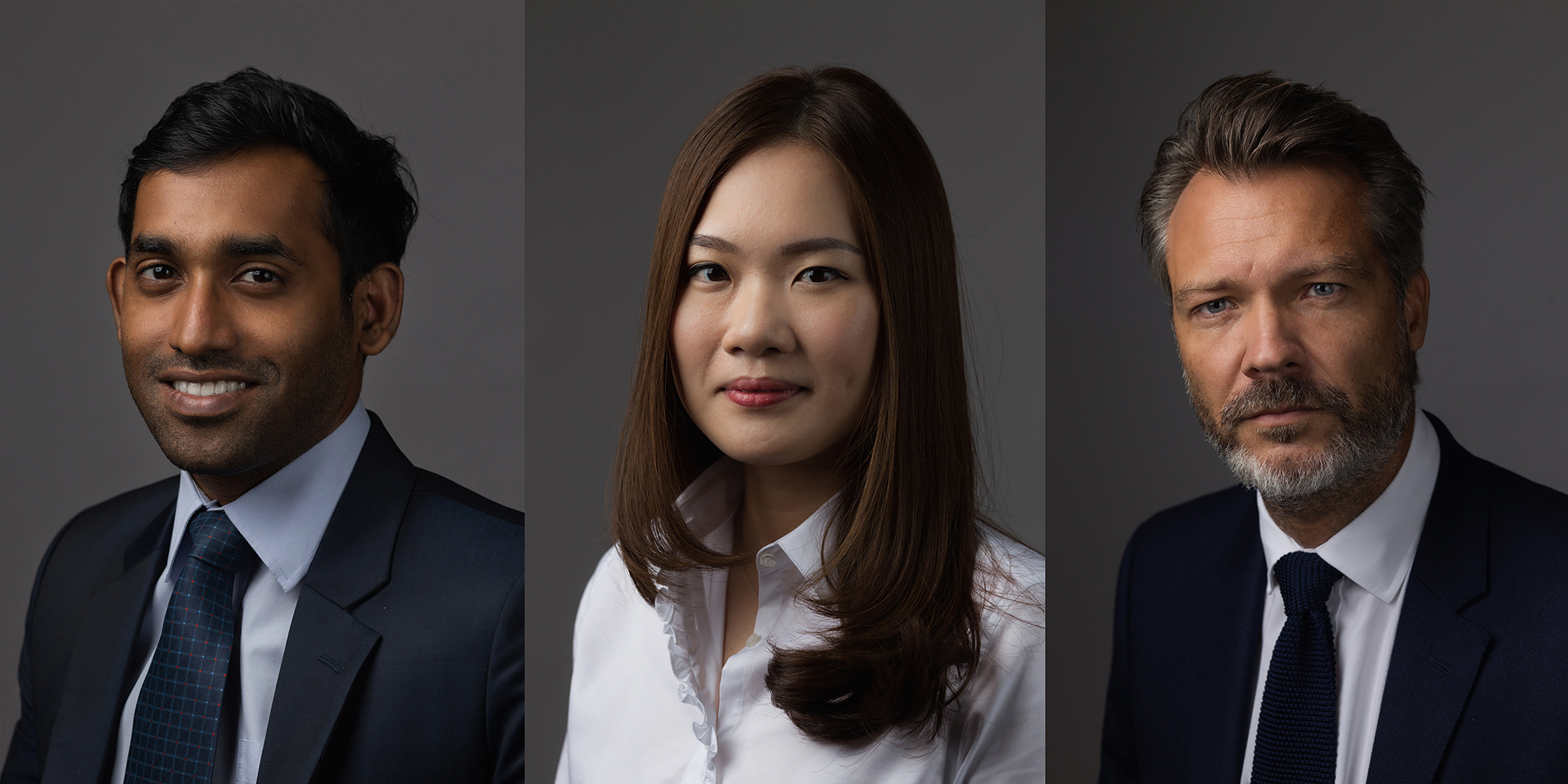 Corporate Portraits for Moody's Investors Service Singapore.