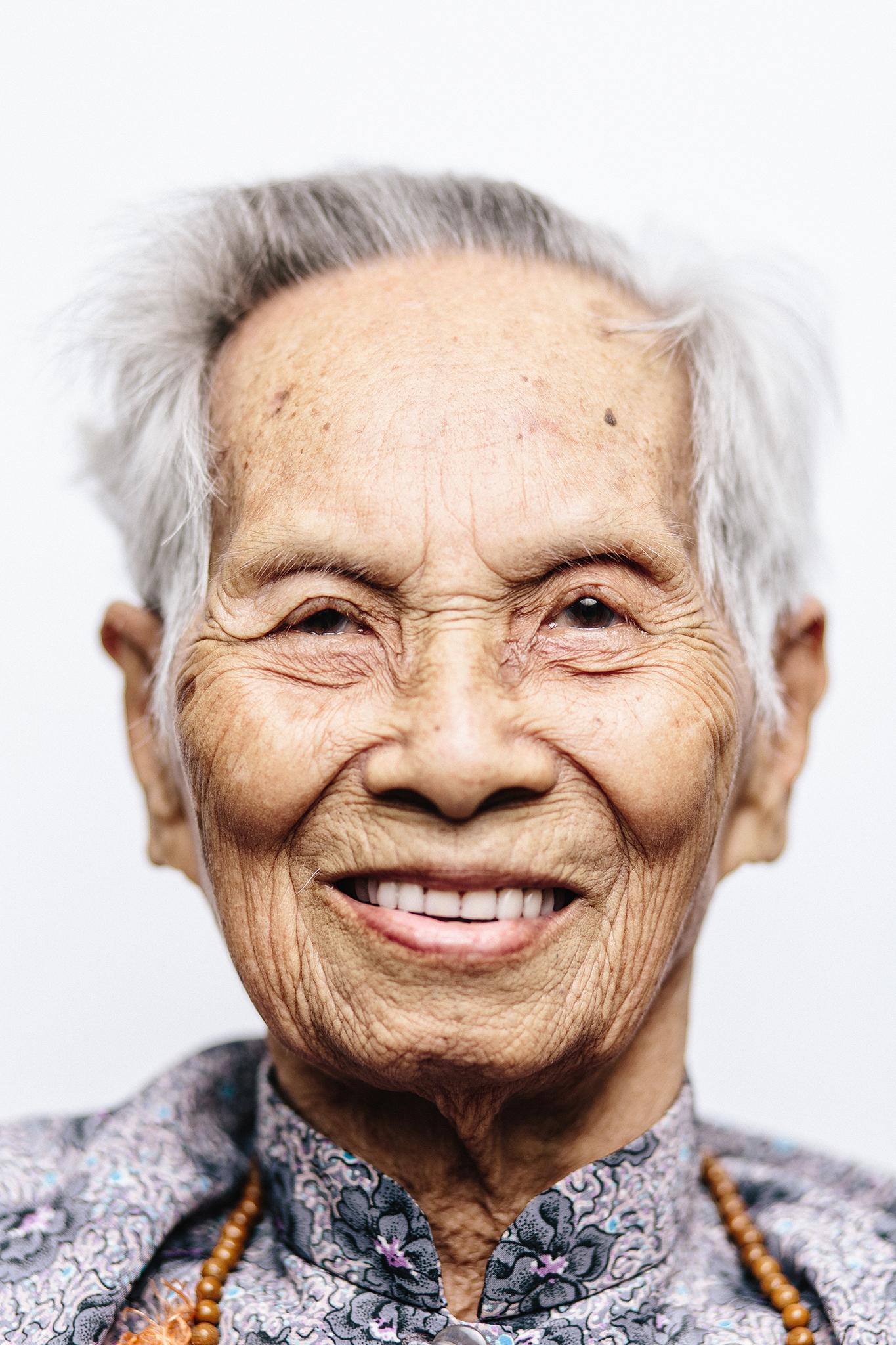 Soo Too Mie - Singapore Centenarian. SG 100.