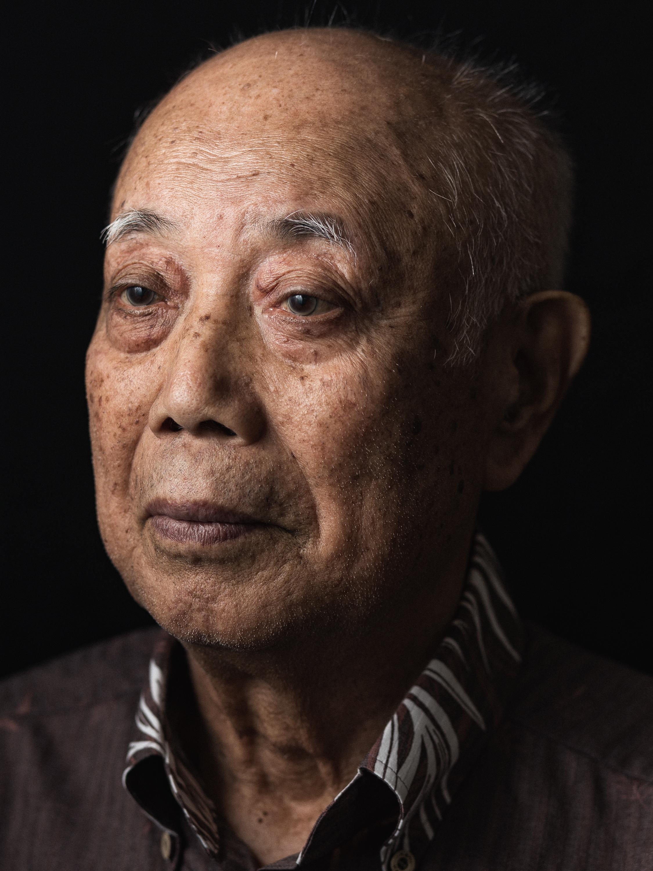 Masayoshi Oshiro - Okinawa War Survivor.