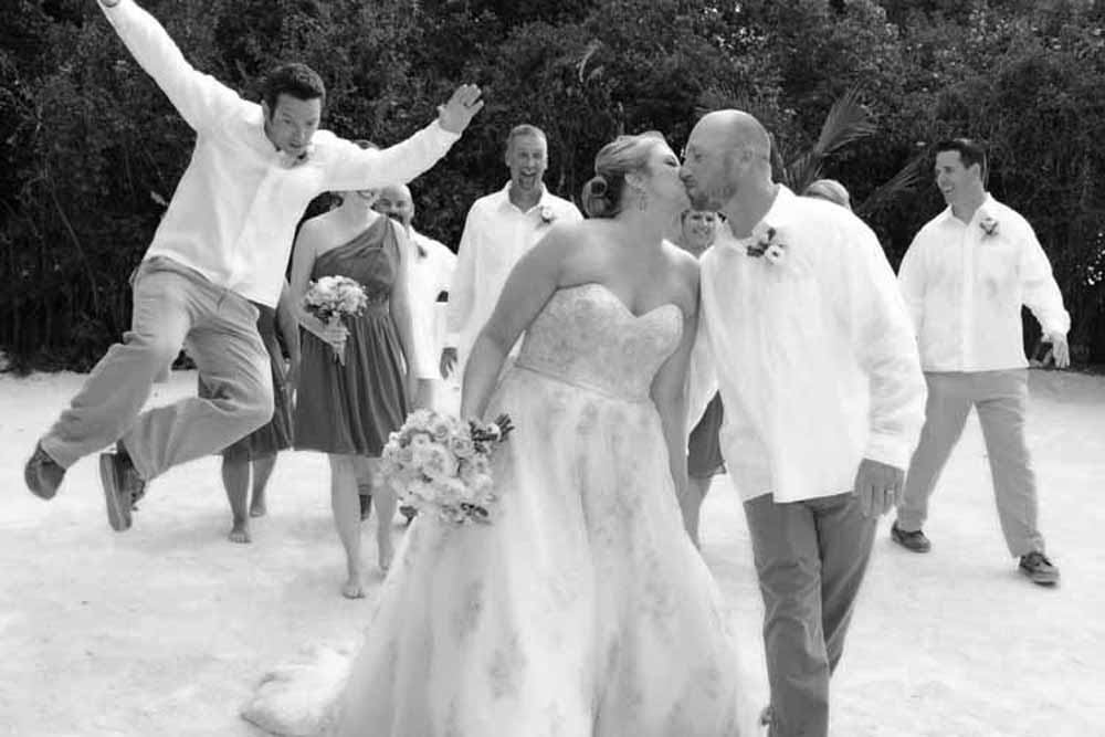 Stephanie & Luke, Hilton Key Largo