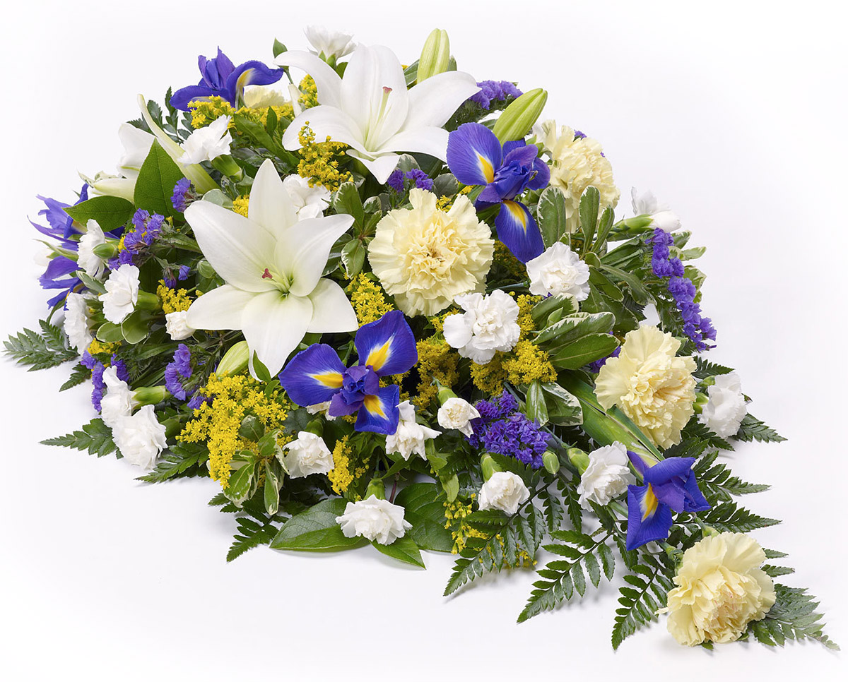 - At this difficult time, we can at least make choosing, ordering and sending funeral flowers a little easier for you.Choose from our carefully selected range of classically beautiful funeral flowers and just let us know where we need to deliver them.
