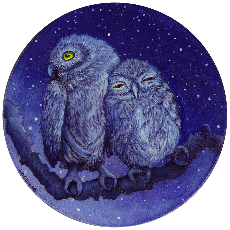 Owls Box