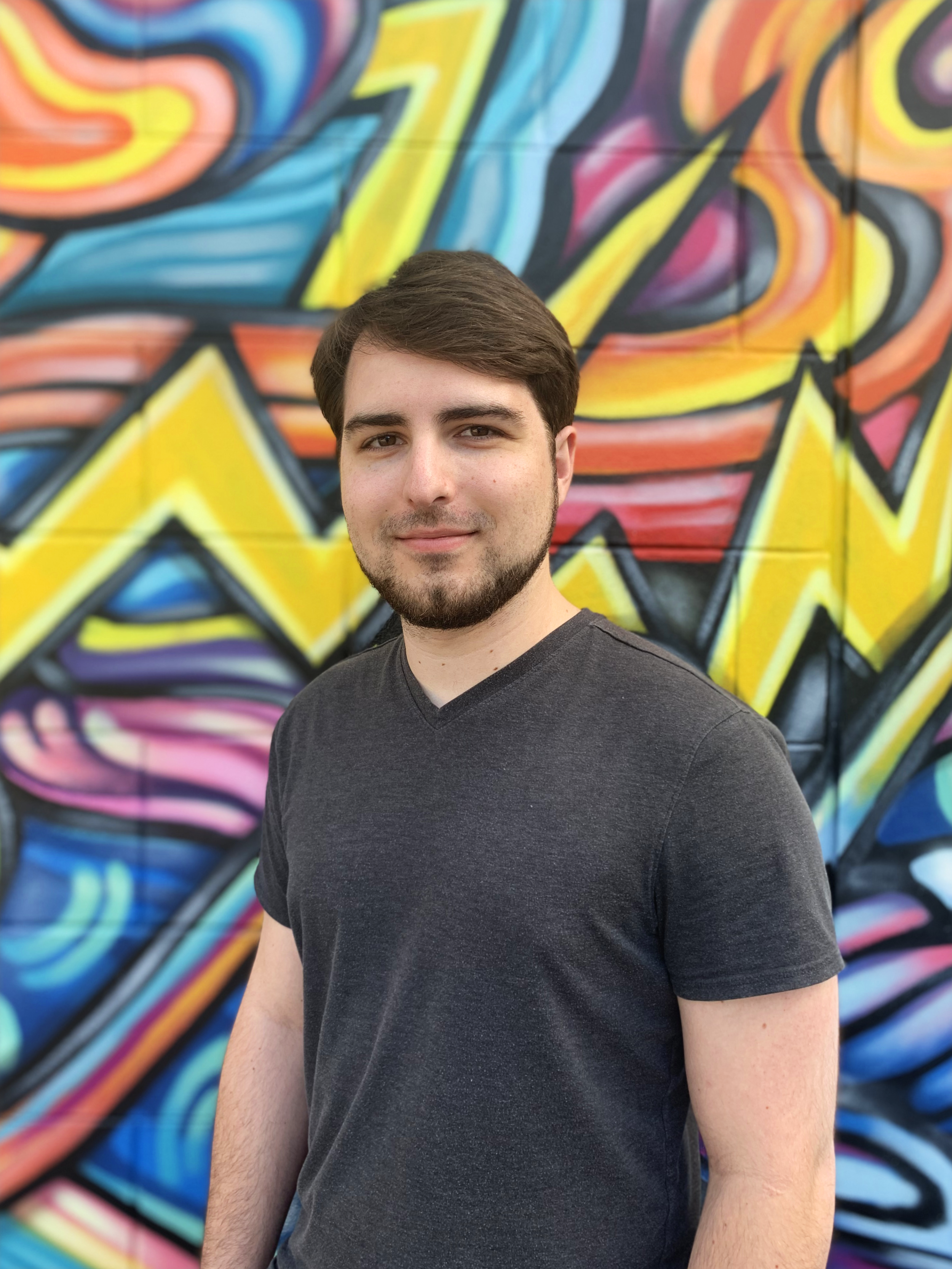 "Joseph Hazera   Associate Producer  Joseph prefers to be called ""Joe."" Joe's favorite game is Yakuza 0. He really enjoys researching the history of strange, troubled projects and designs such as Disney projects, old consoles (n64DD), and everything retro. His favorite food is banana bread but no nuts!!"