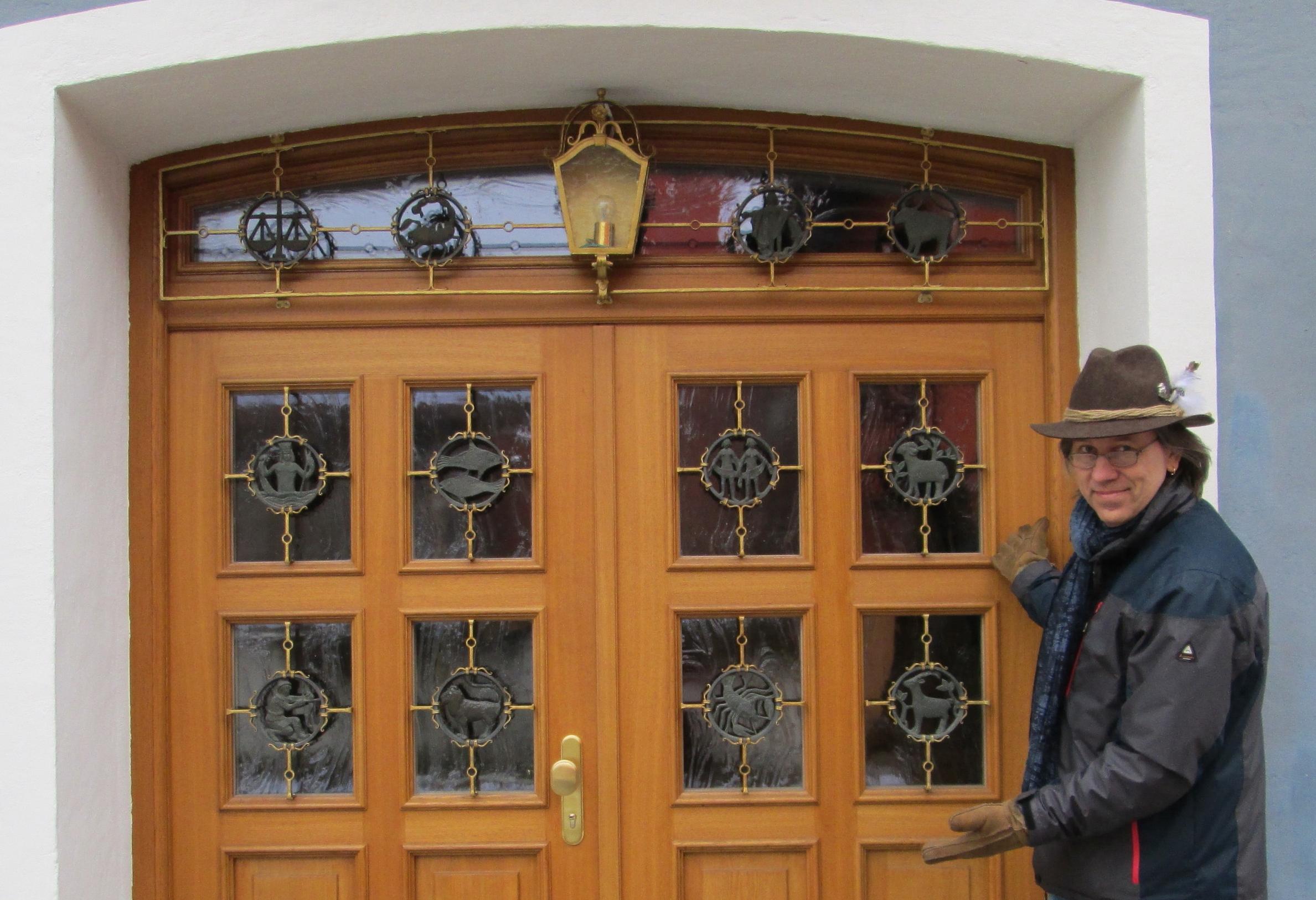 Astrological Door