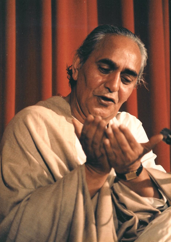 My Gurudev