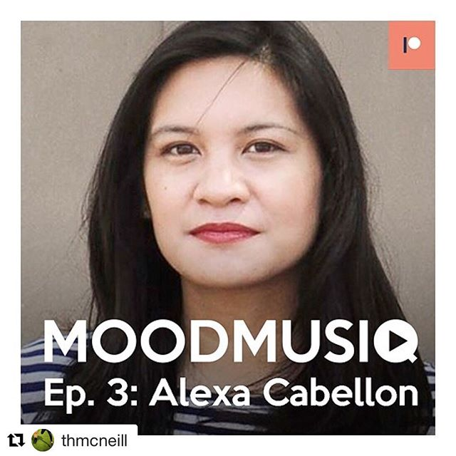 #Repost @thmcneill ・・・ Episode 3 of Moodmusiq features one of the first true friends I made out in New York. Within the first few paragraphs of conversation we'd talked about Japanese vinyl culture, her band @littleanchormusic and finished with an invite to the opening of the studio her partner had built(!) in Brooklyn.  Music was the spring-loaded catapult that flung us into friendship and the more we've talked about it (in her publishing career, writing, performing, listening) the more I realised she'd be perfect for this format. Thanks Alexa for talking about your art and mind, thank you for listening, thank music for friendship. Healthy mind, healthy music x (link in bio/first comment)  #music #mentalwellbeing #moodmusiq