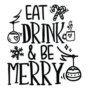 S18   Eat Drink & Be Merry (Christmas!)