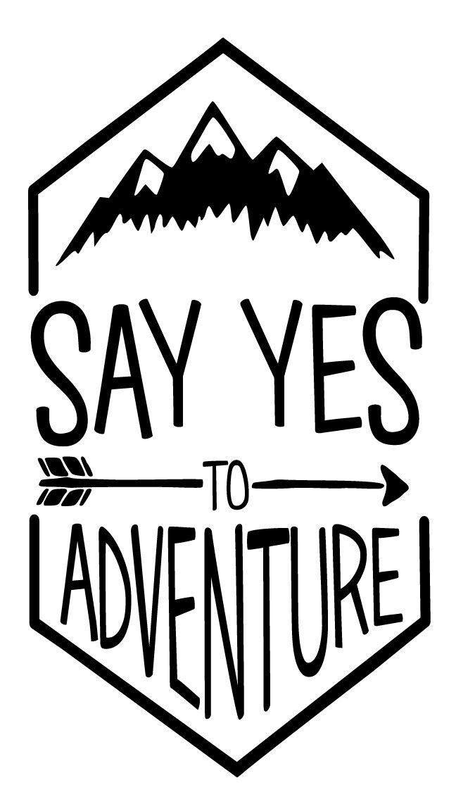 BV4   Say Yes to Adventure