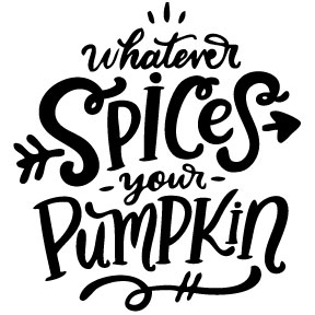 S30   Whatever Spices your Pumpkin
