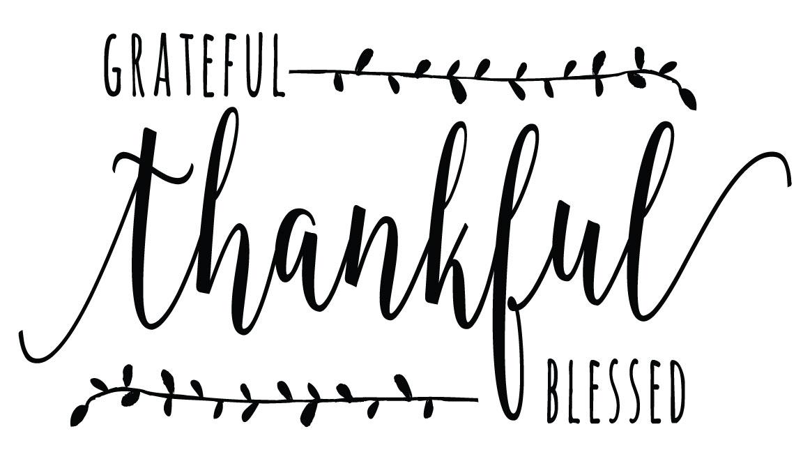 BH4   Grateful, Thankful, Blessed