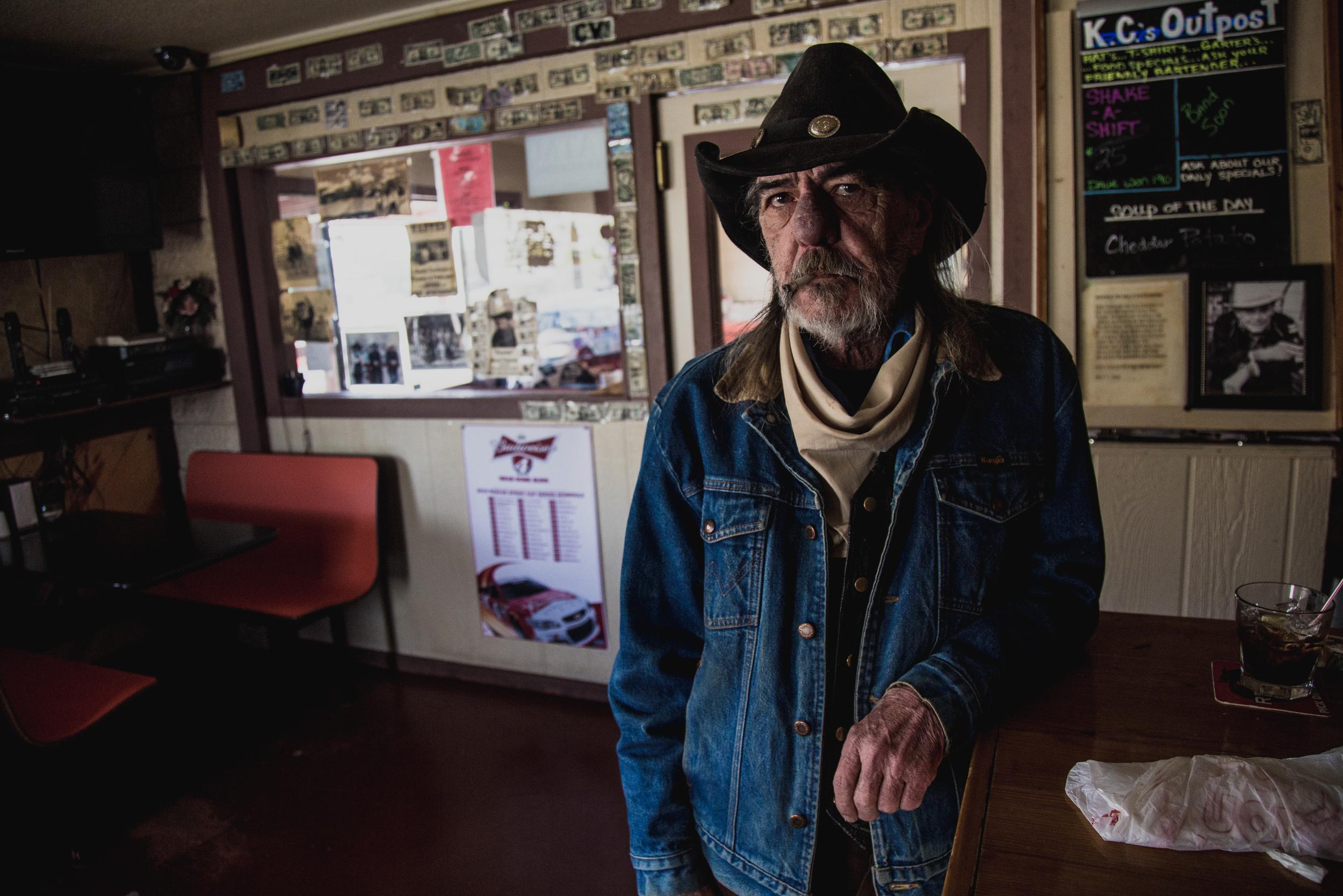 Portrait of a Cowboy, 2015