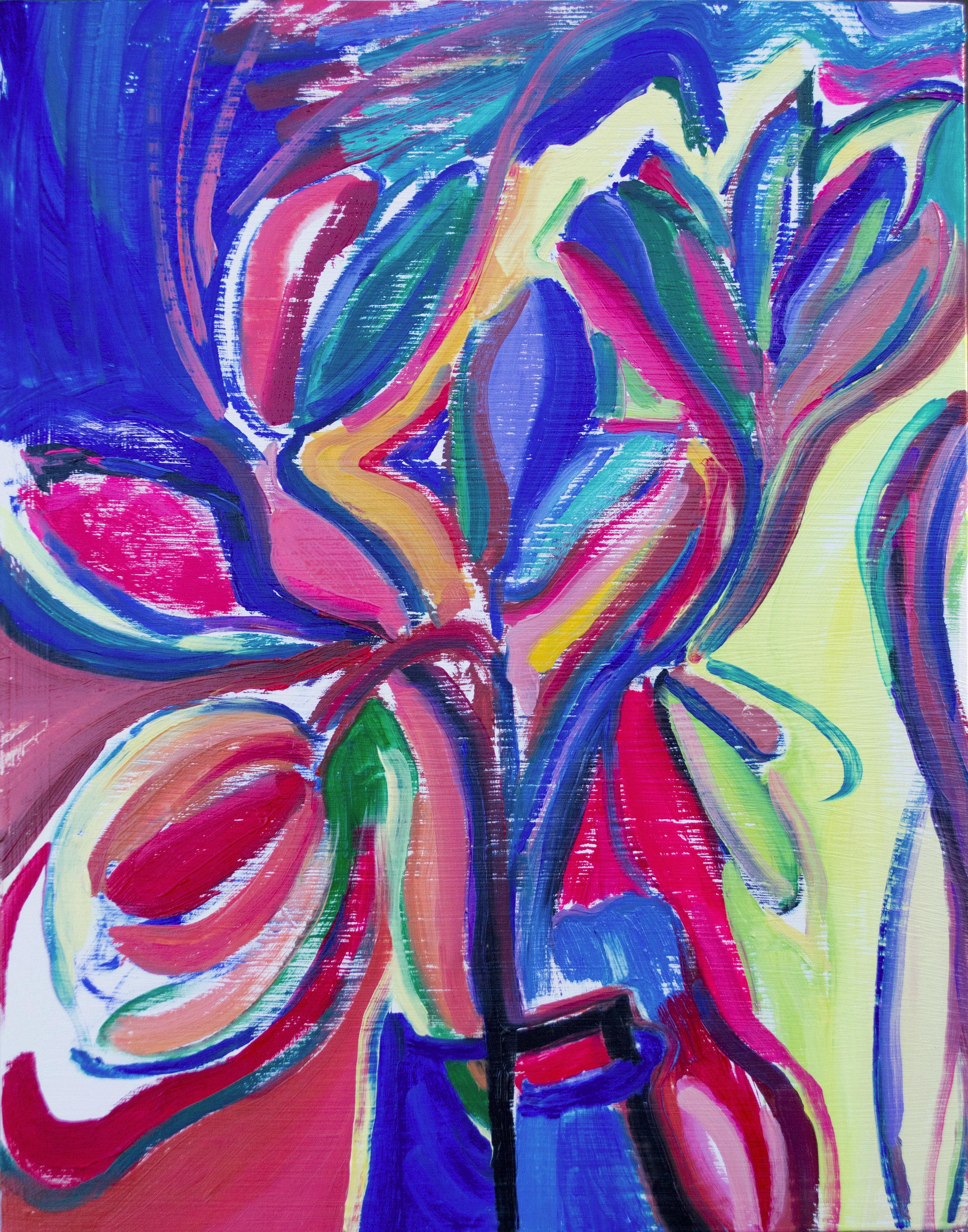 Tulips (of u, 4 u)