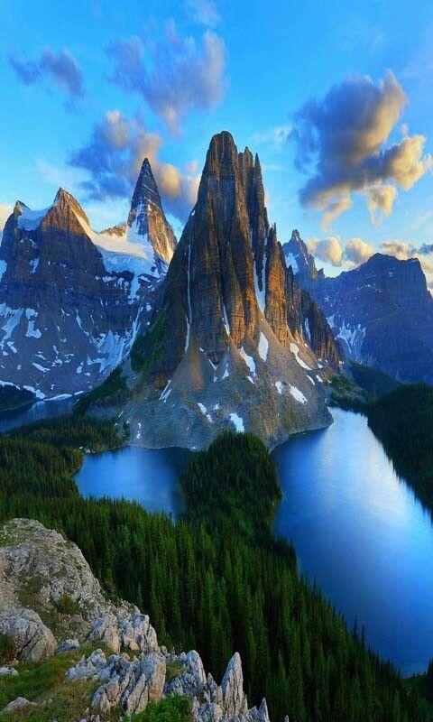 Patagonia Argentina mountains