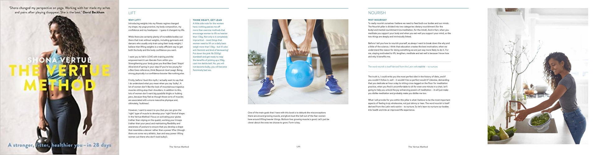 The Vertue Method is available to buy NOW