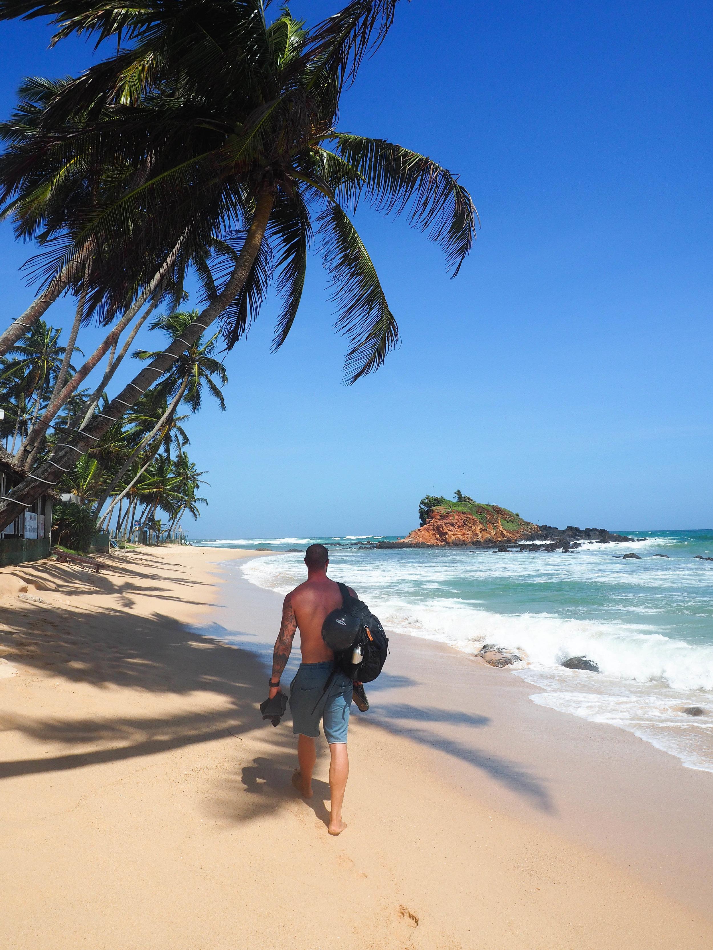 fitness retreat in Sri Lanka