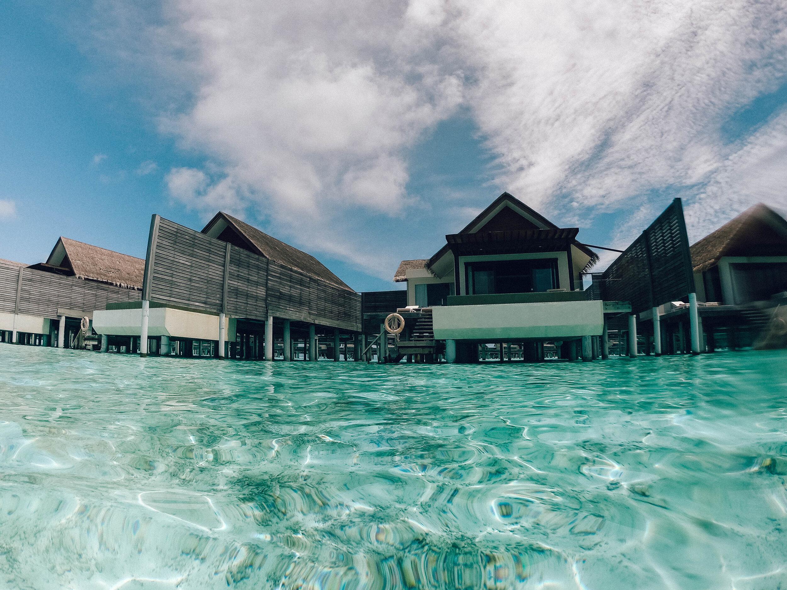 Niyama water villas Maldives