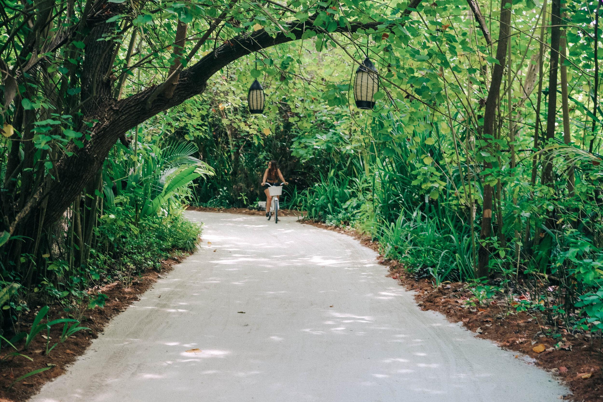 Maldives fitness retreats, Niyama resort