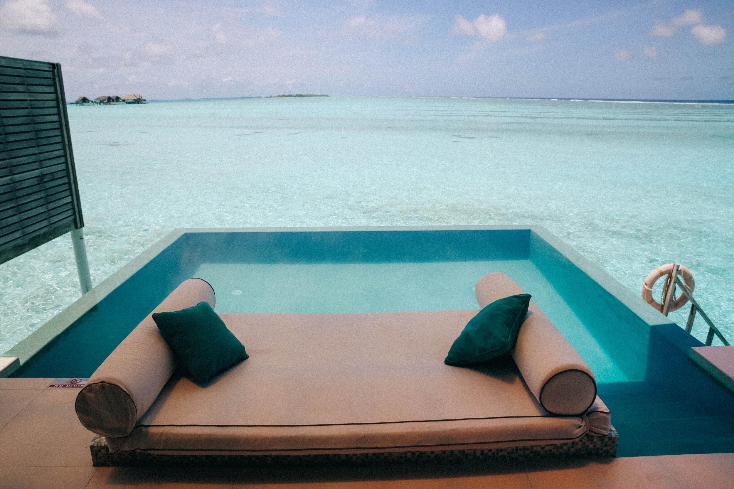 Maldives fitness retreat, niyama maldives