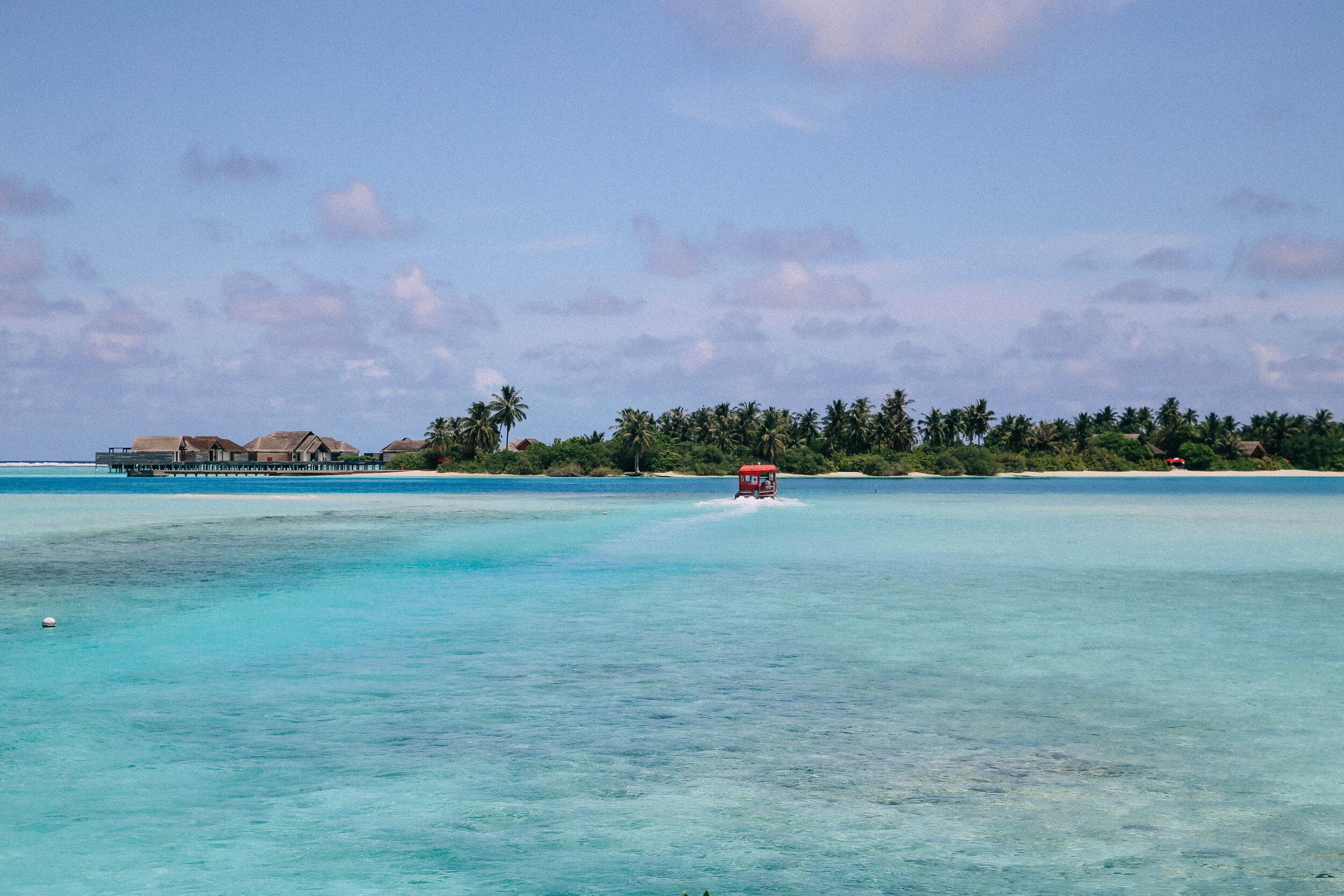 Fitness retreats in Maldives, niyama maldives