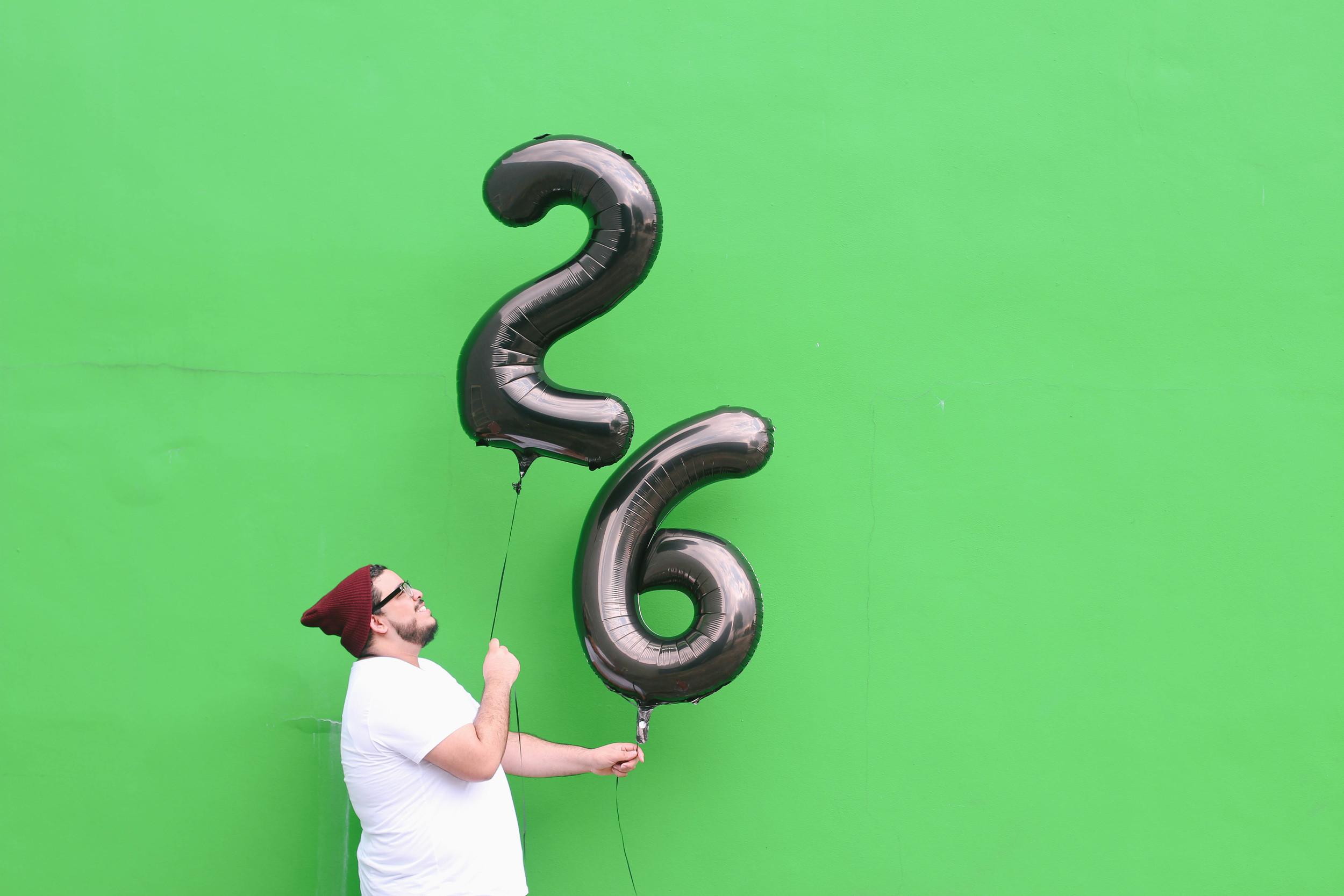jairo's 26th birthday
