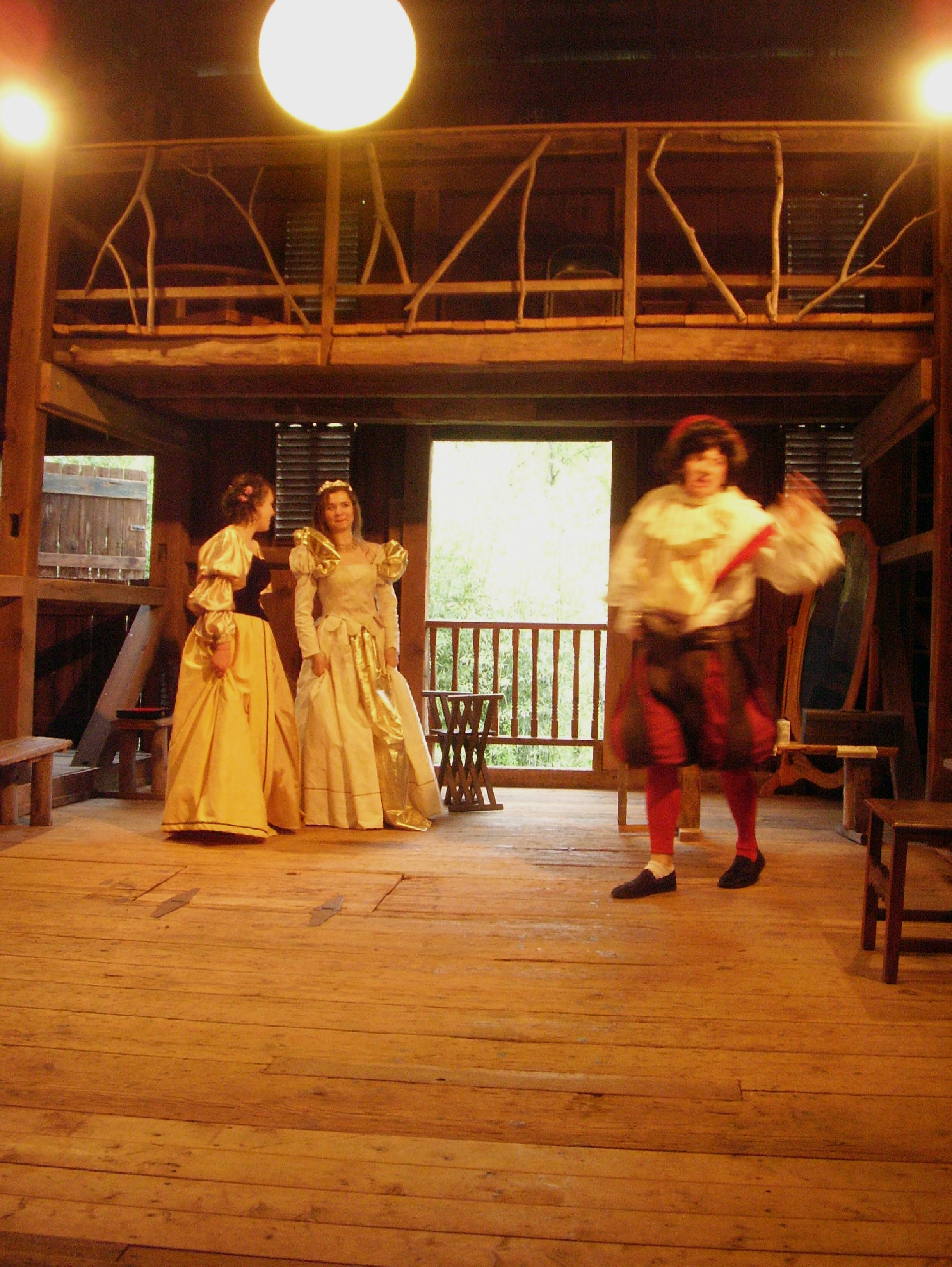 Arragon, Portia, and Nerissa.jpg