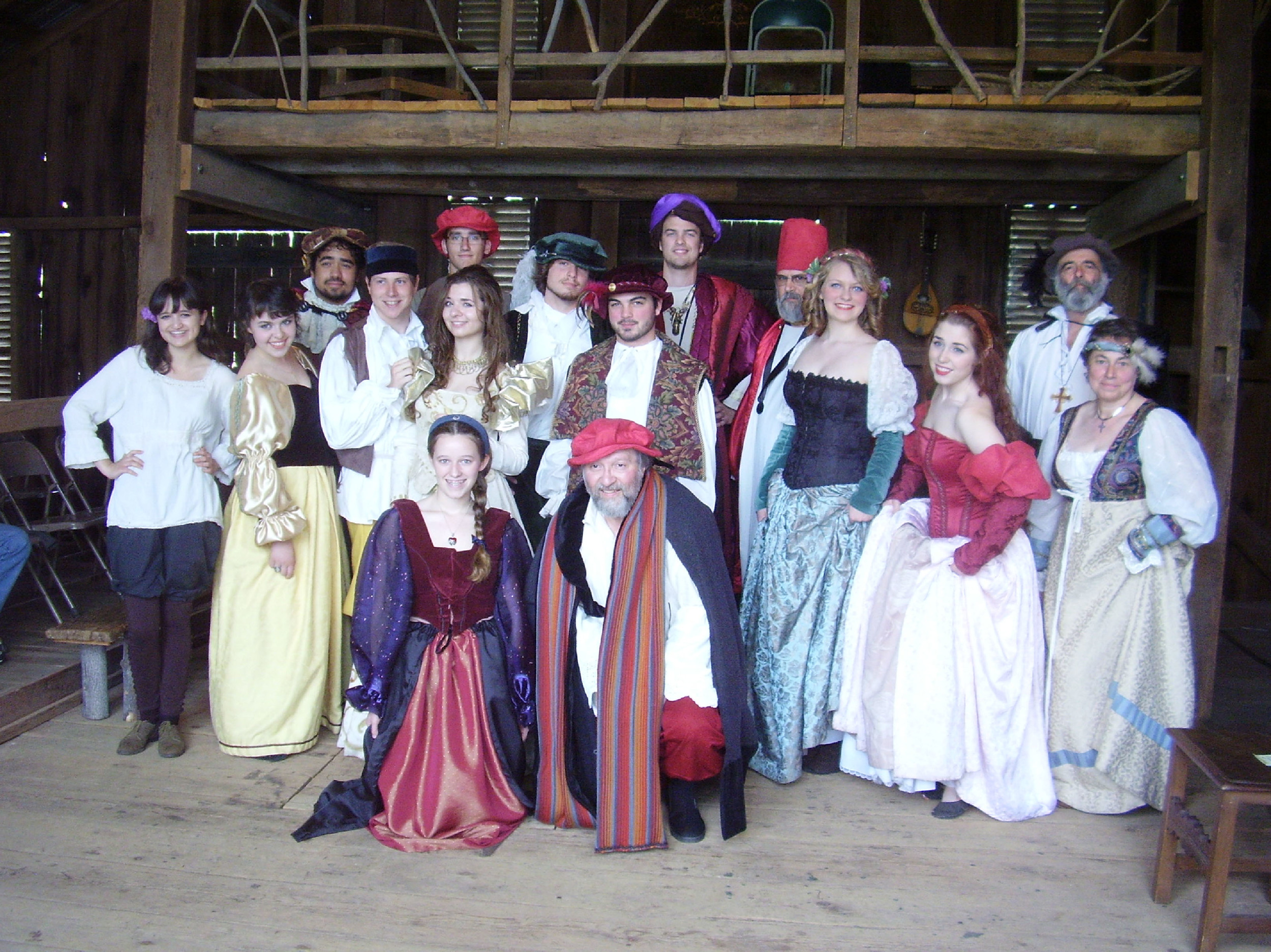 THE MERCHANT OF VENICE - MAY 2011