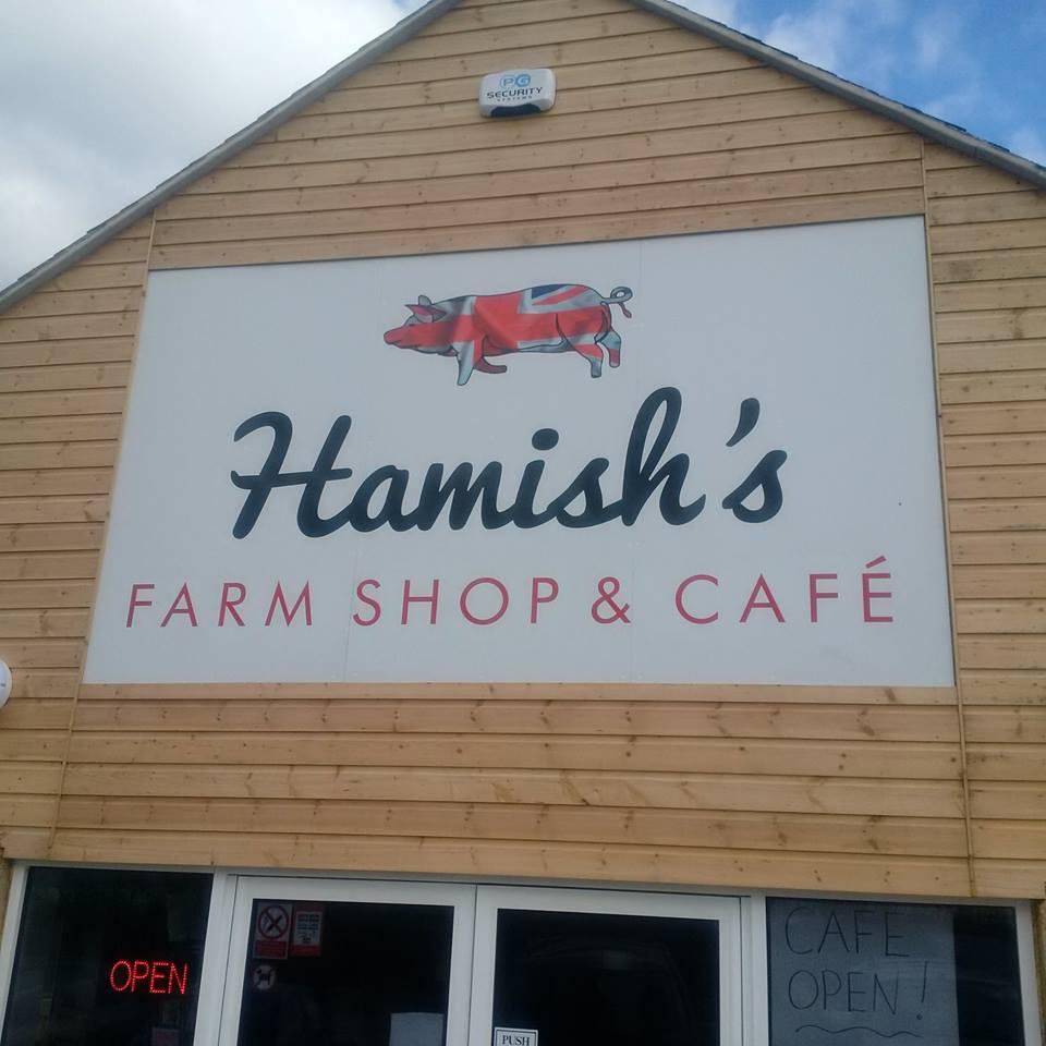 HAMISH FARM SHOP