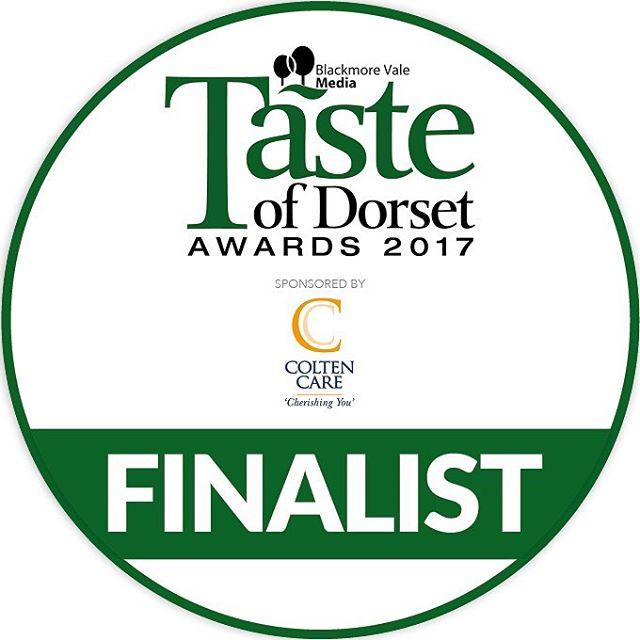 Thank you @blackmorevalemedia for selecting us as a finalist in the Best meat produce award 2017! We are chuffed! #tasteofdorset #bestmeat #bestfarm #localfarm #foodawards #finalist