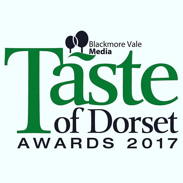 Thank you to @blackmorevalemedia for a fantastic evening and very pleased to have won the best meat category, congratulations to all the other producers. #tasteofdorsetawards #veal #roseveal #christmasturkey #turkey #local #dorset