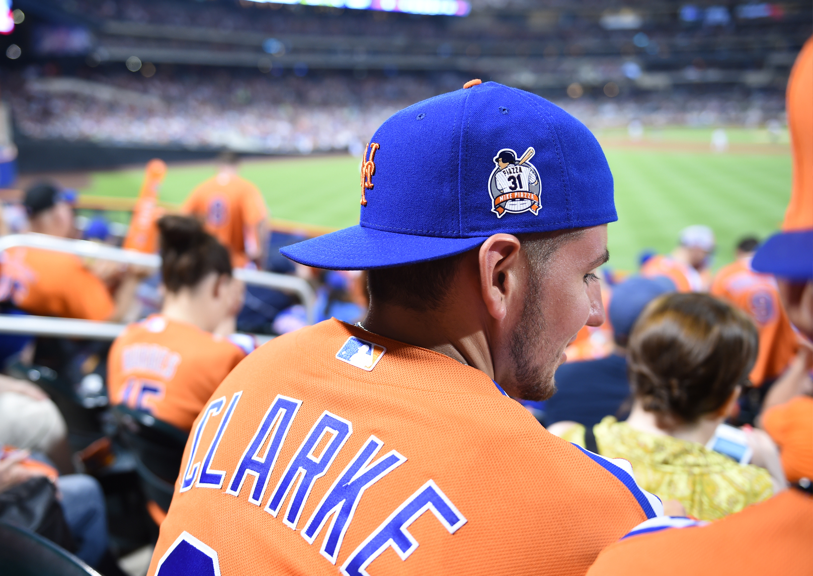 Courtesy of the New York Mets Photography Department /  © NEW YORK METS 2016