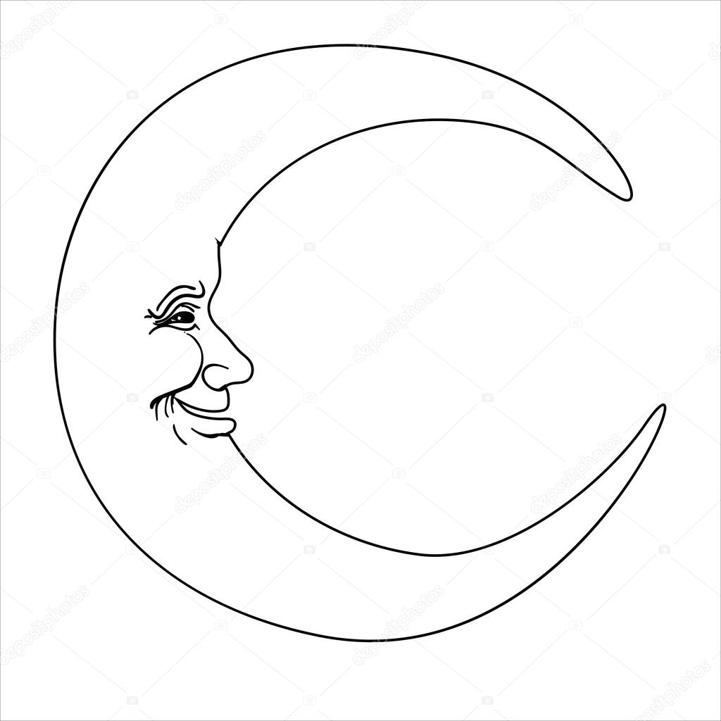 https://st2.depositphotos.com/3633131/11182/v/950/depositphotos_111823454-stock-illustration-crescent-moon-with-human-face.jpg
