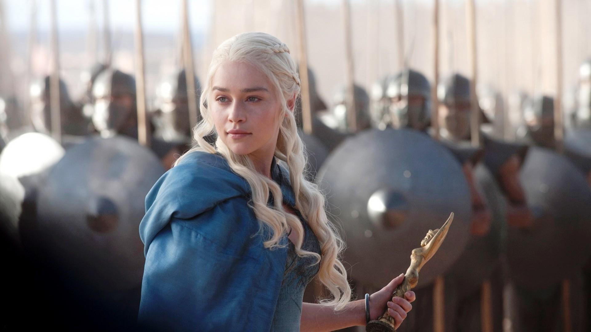 the Khaleesi!