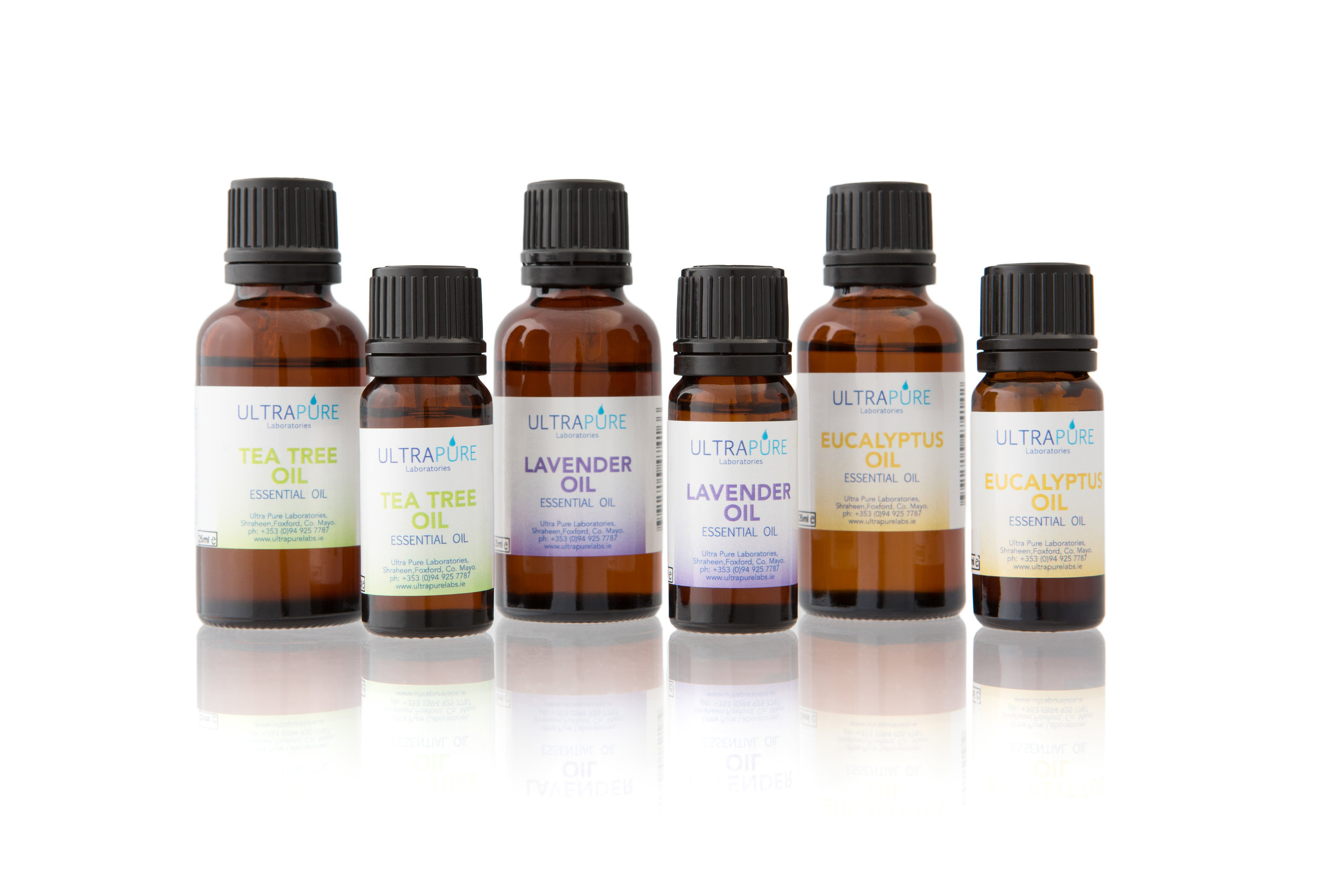 We have a fabulous range of essential oils.