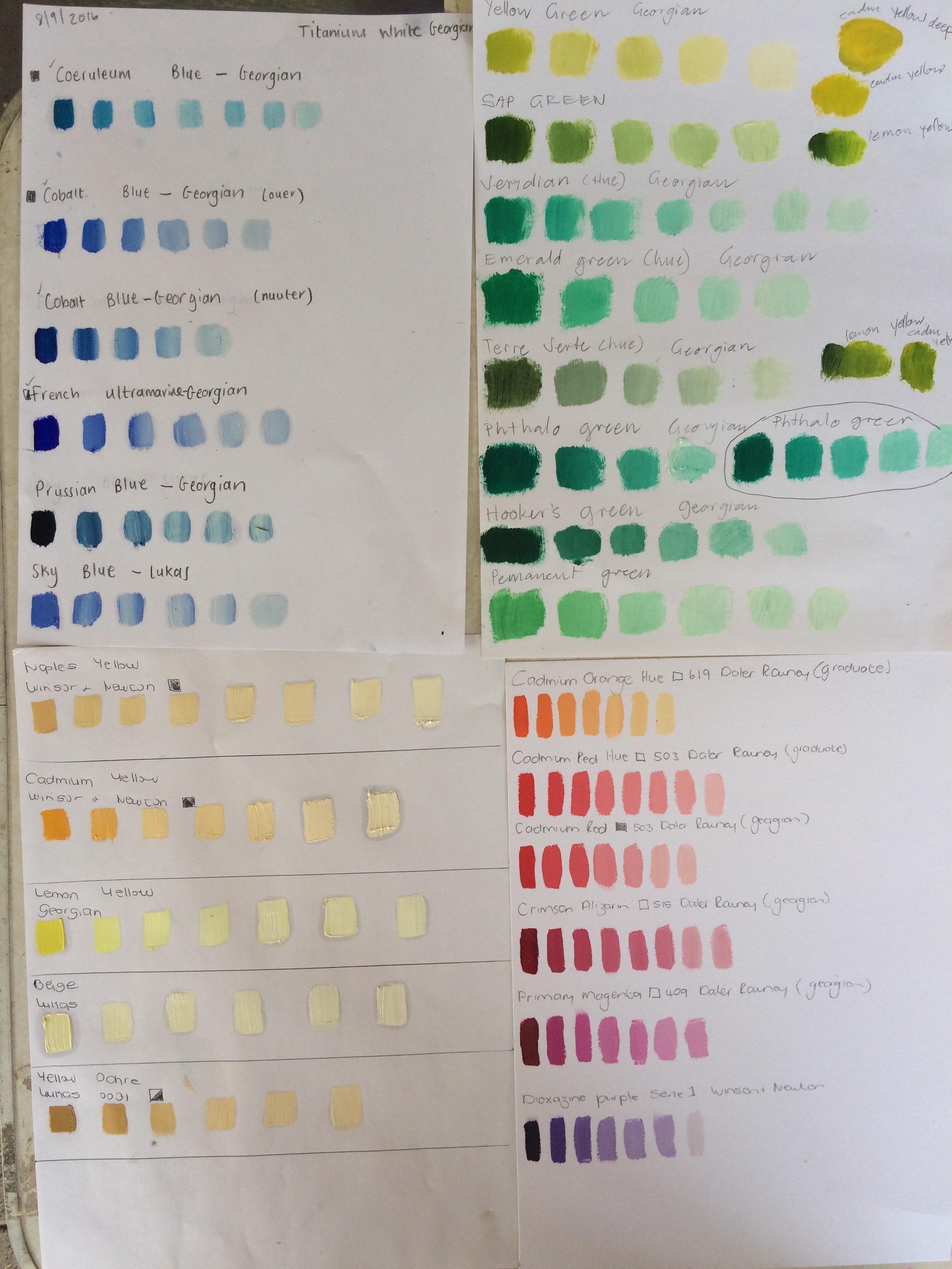 Colour_chart_exercises_1