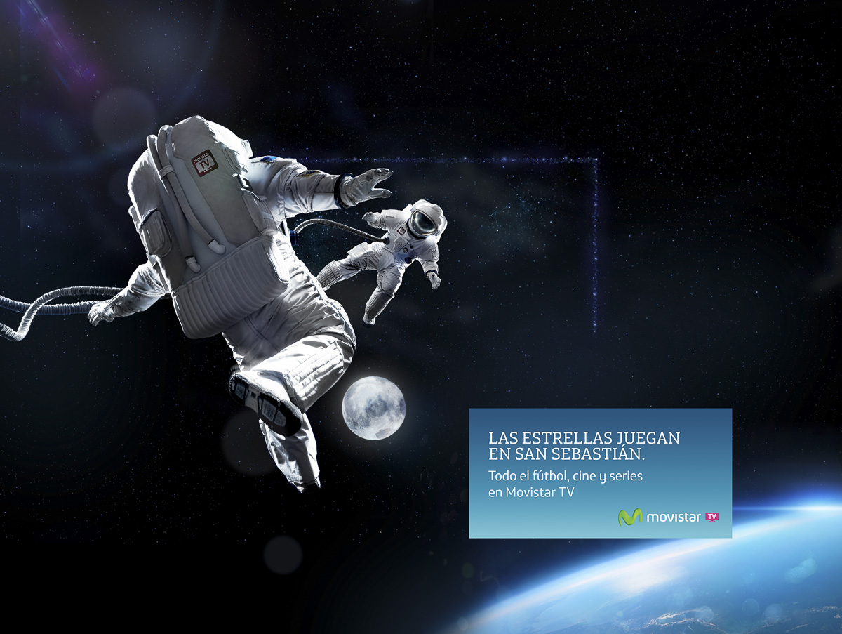 Astronauta Movistar+