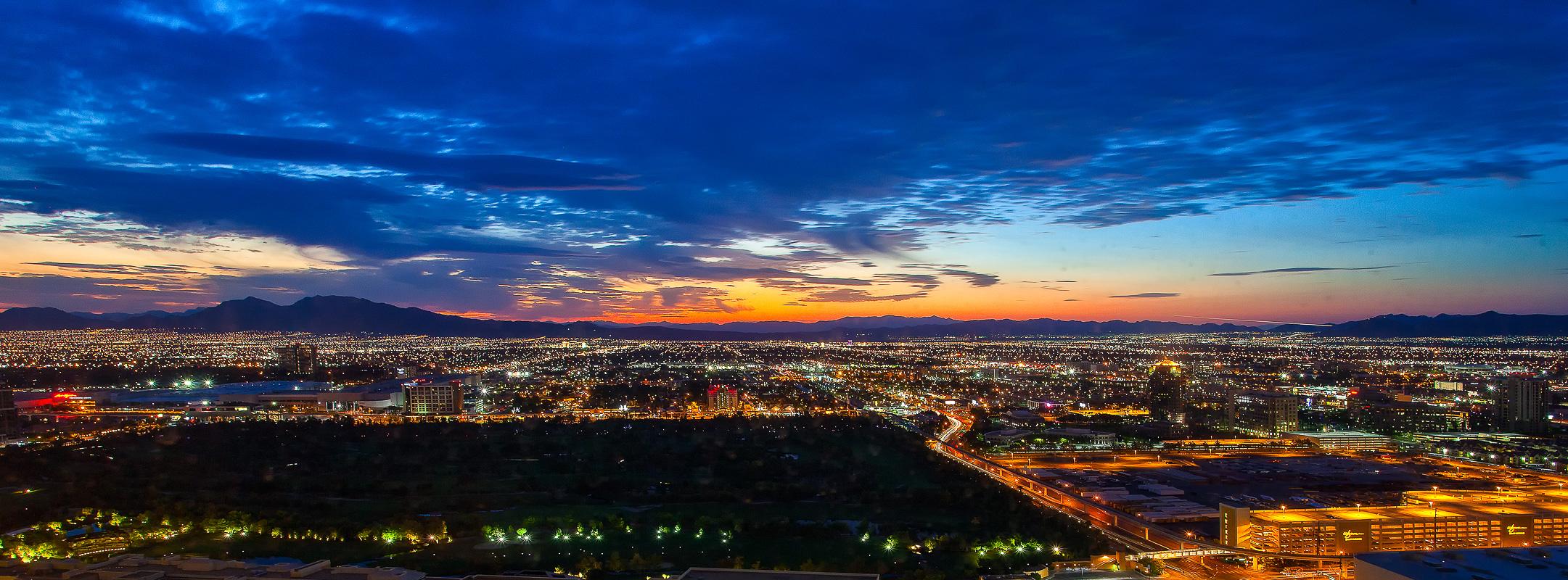 Las Vegas Sunrise-.JPG