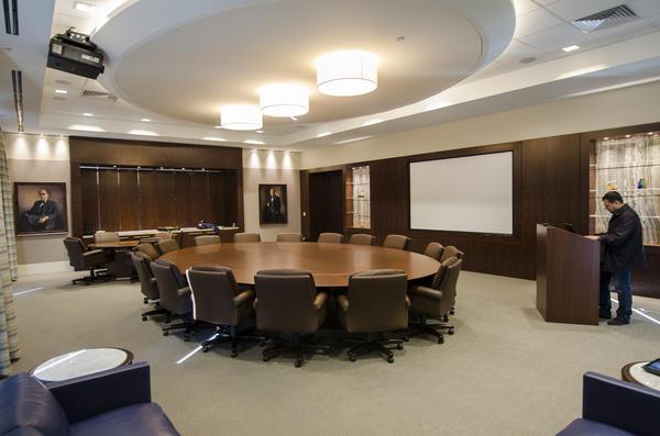 Murphy Oil Boardroom