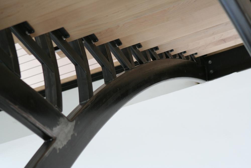 Elliot stairs- detail