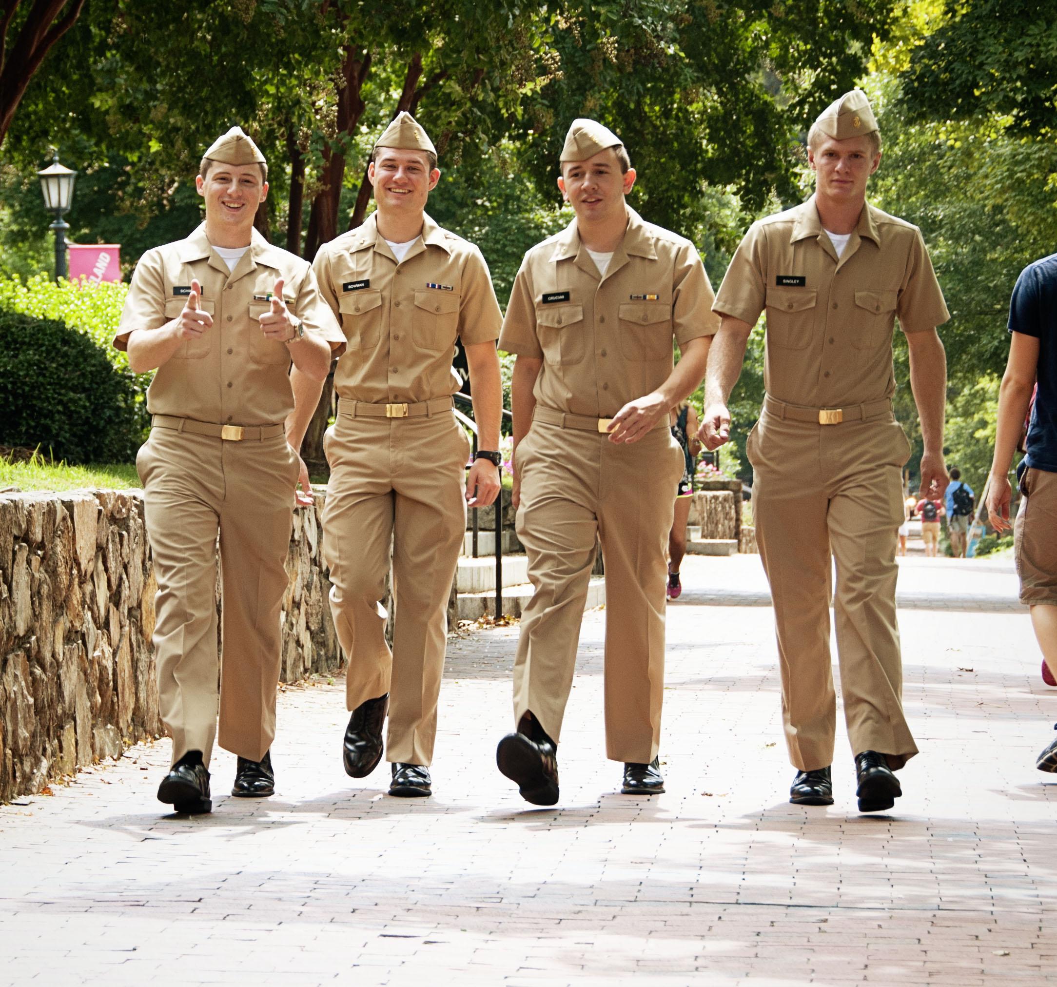 UNC - ROTC - Navy - Chapel Hill, NC